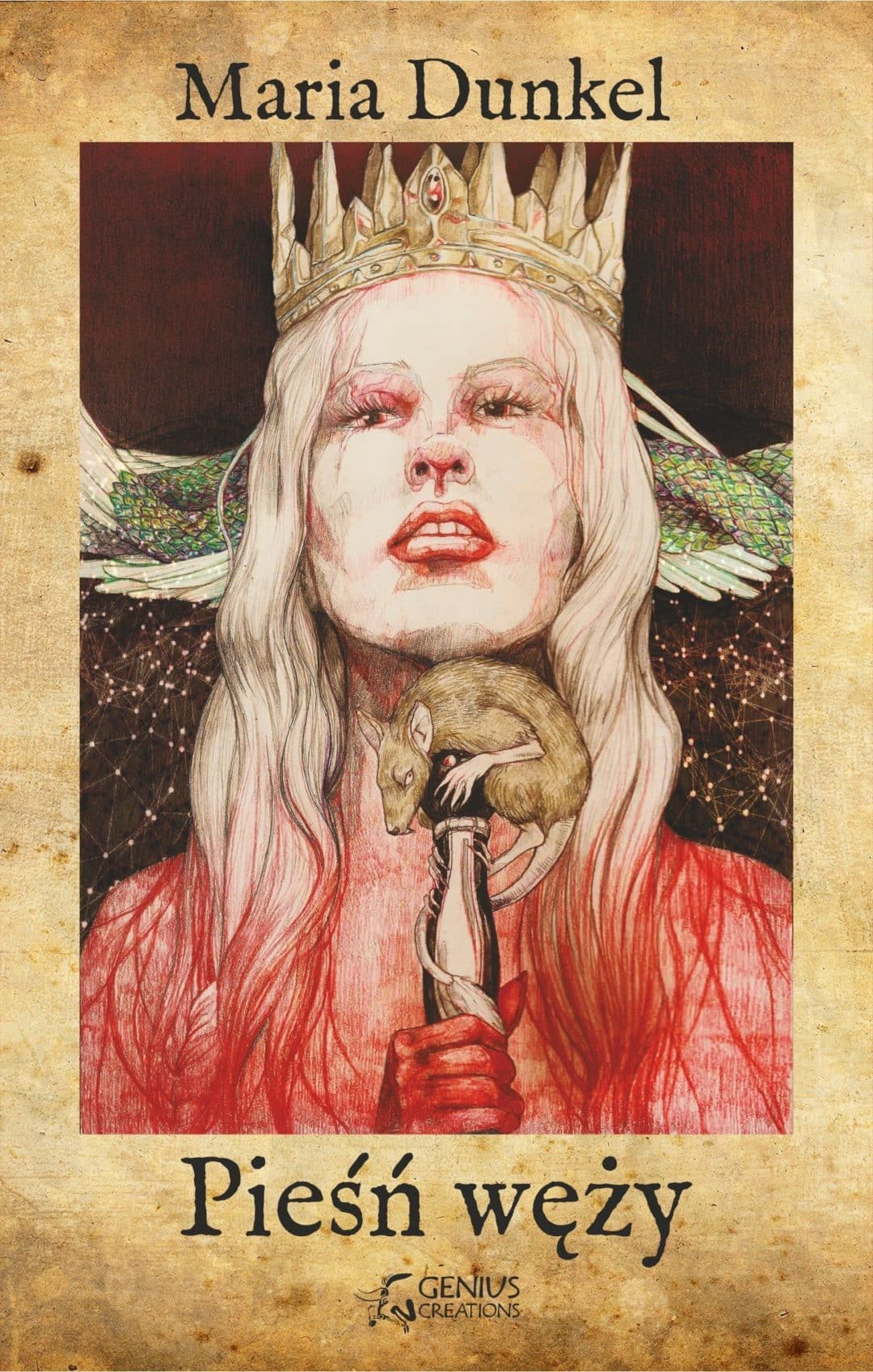Pieśń węży - Maria Dunkel
