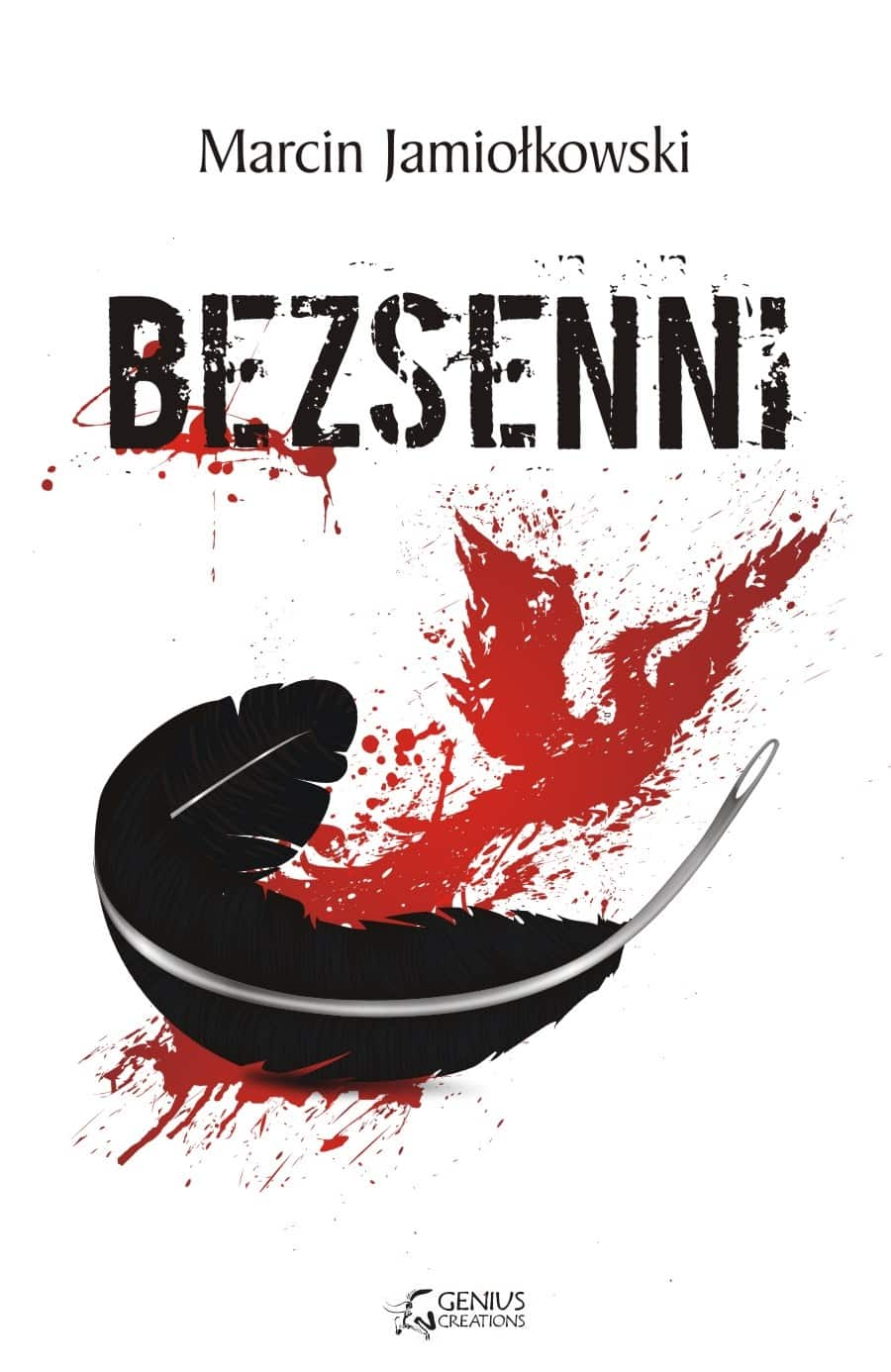 Bezsenni - Marcin Jamiołkowski