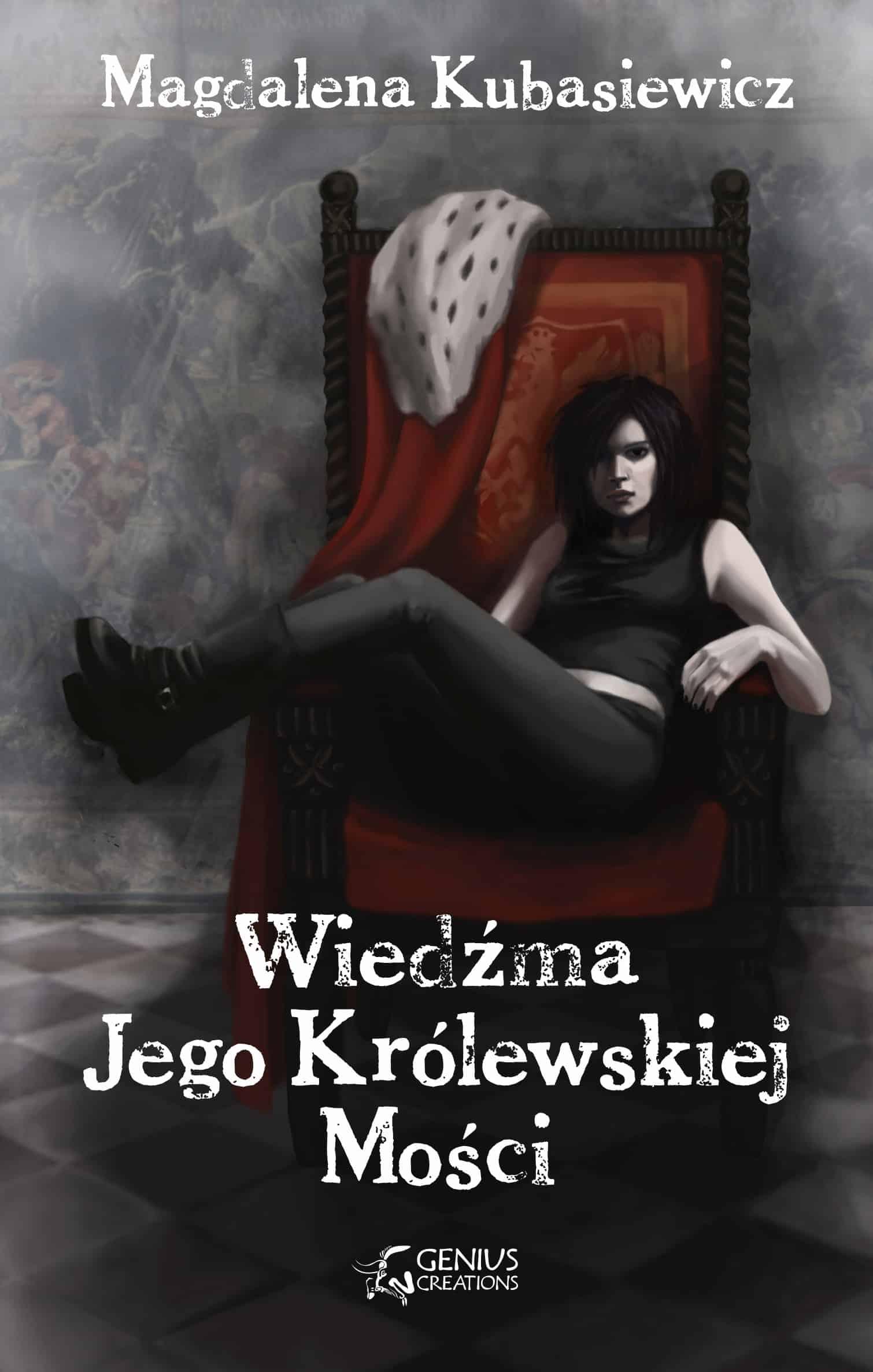 Wiedźma Jego Królewskiej Mości – Magdalena Kubasiewicz