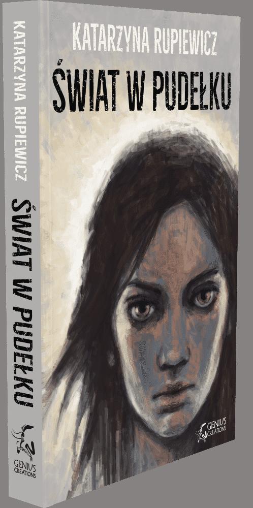 Zaszyj oczy wilkom – Marta Krajewska