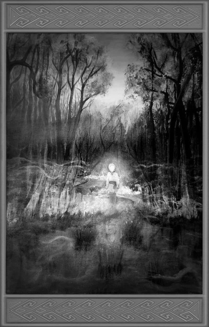 Drzewo wspomnień - Ilustracja 04