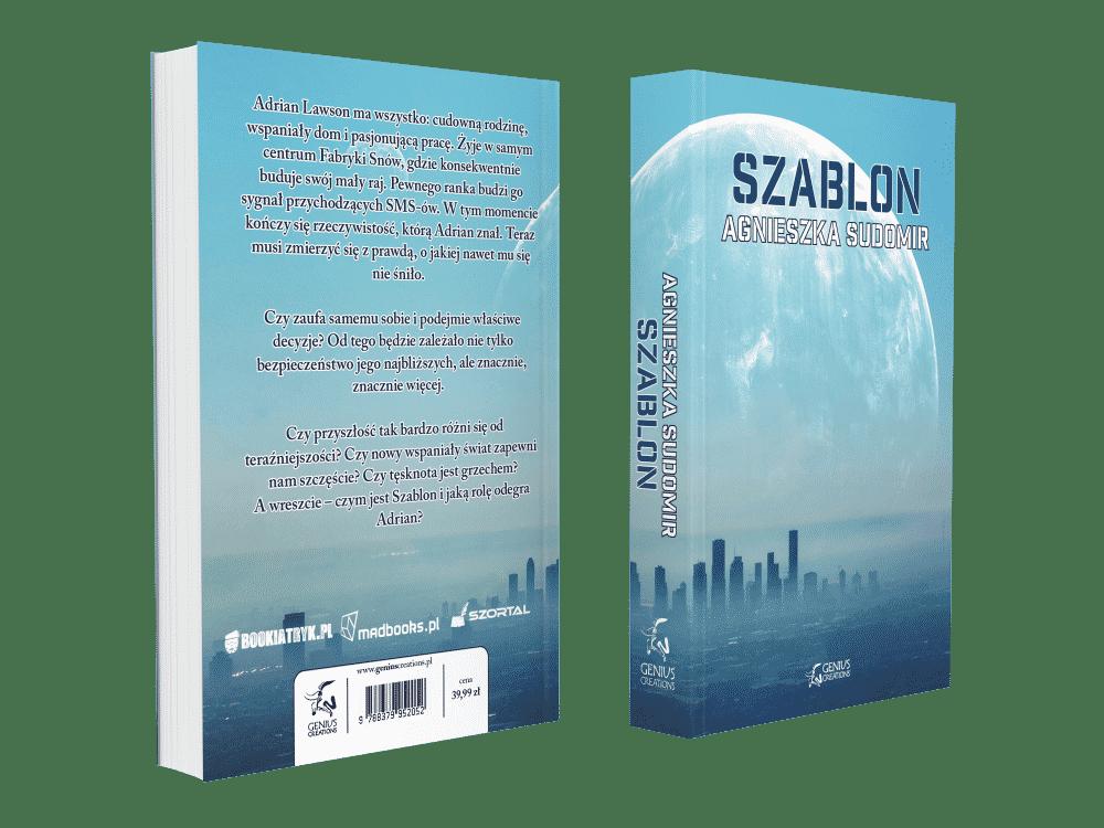 Szablon - Agnieszka Sudomir