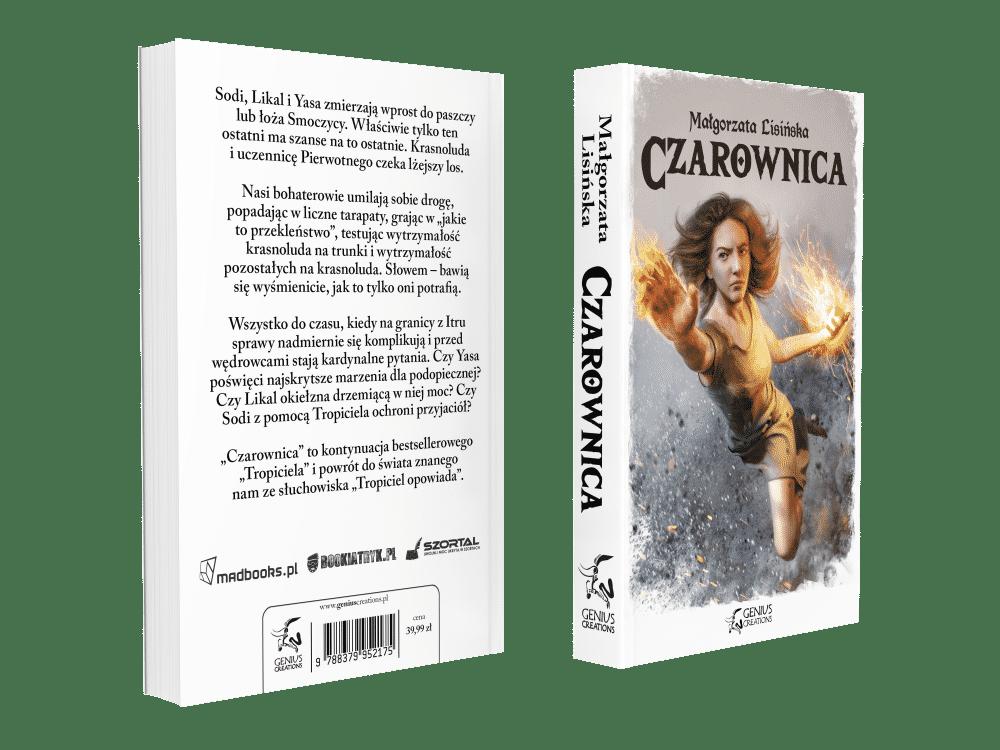 Czarownica - Małgorzata Lisińska