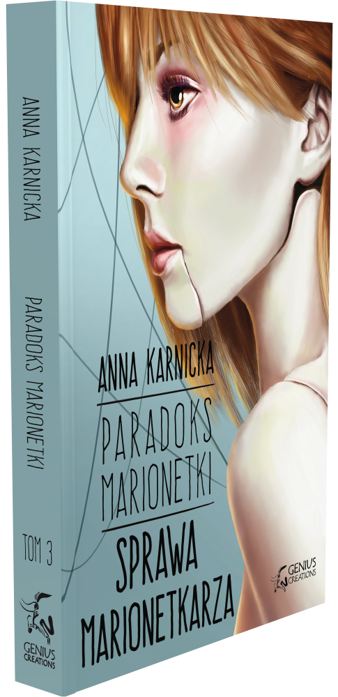 Paradoks Marionetki: Sprawa Marionetkarza – Anna Karnicka