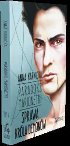 Paradoks marionetki - Sprawa Króla Demonów - Anna Karnicka